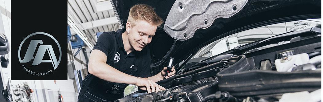 azubify - Kraftfahrzeugmechatroniker/in bei Autohaus Anders GmbH