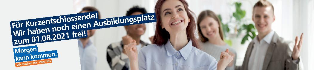 azubify - Bankkaufmann/-frau bei Volksbank eG
