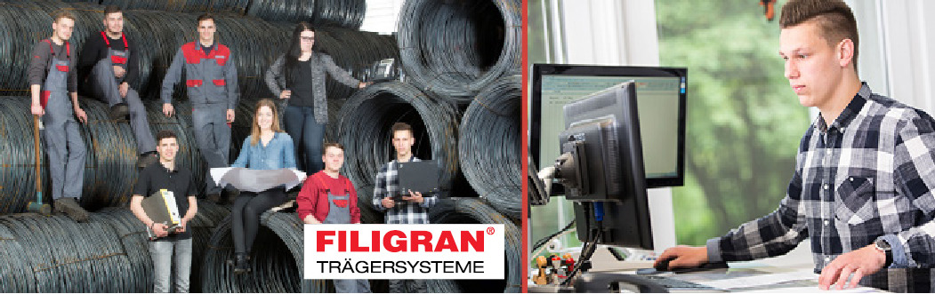 azubify - Industriekaufmann/-frau bei Filigran Trägersysteme GmbH & Co. KG