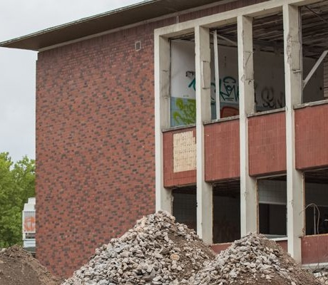 Bauwerksmechaniker/in – Abbruch und Betontrenntechnik