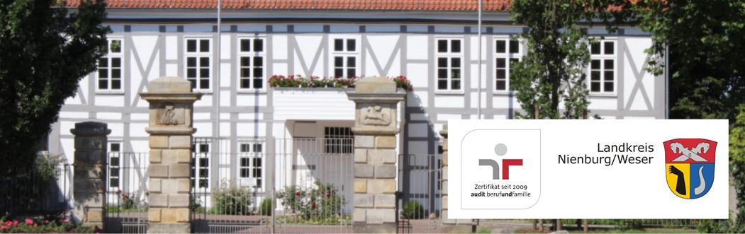 azubify - Allgemeine Verwaltung/Verwaltungsbetriebswirtschaft - Duales Studium (B.A.) bei Landkreis Nienburg/Weser