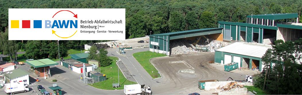azubify - Fachkraft - Kreislauf- und Abfallwirtschaft bei BAWN Betrieb Abfallwirtschaft Nienburg-Weser