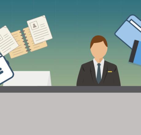 Organisatorisches – diese Stellen sind für Dich zuständig