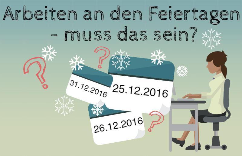 Müssen Azubis an Feiertagen arbeiten? Deine Rechte und Pflichten zwischen Weihnachten und Neujahr