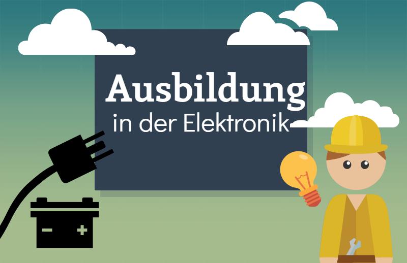 Ausbildung in der Elektronik