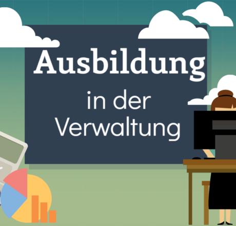 Ausbildung in der Verwaltung – Berufe im Büro und der kaufmännischen Branche