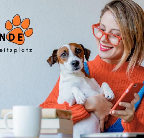 Hunde am Arbeitsplatz: Der Wau-Effekt bei der Ausbildung