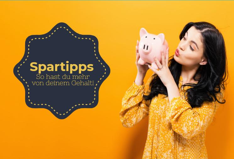 Spartipps für Azubis: So machst Du das Beste aus Deinem Gehalt