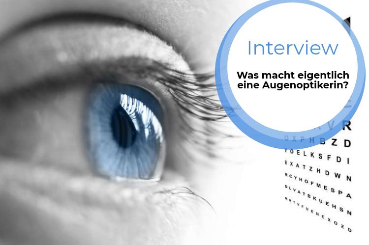 Azubi-Interview: Einblick in den Beruf des Augenoptikers