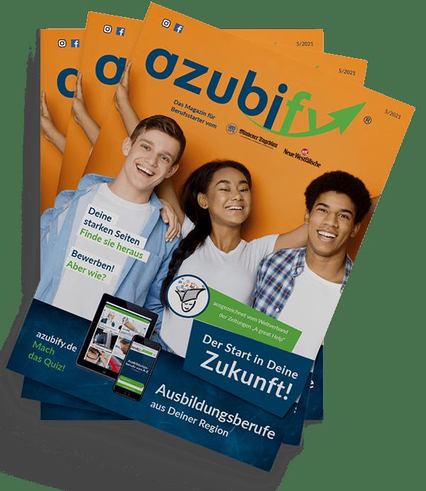 azubify - Magazin 2021